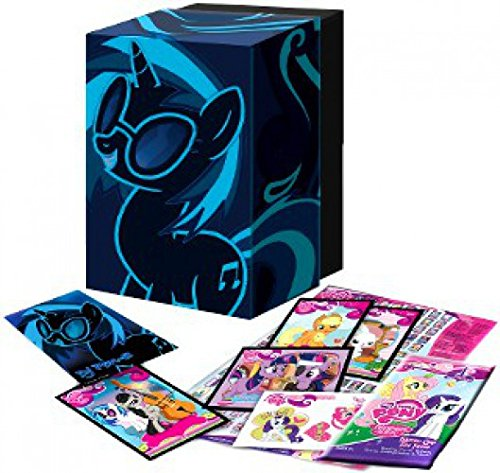 EnterPlay My Little Pony Friendship is Magic Trading Cards DJ Pon-3 Collector's Box
