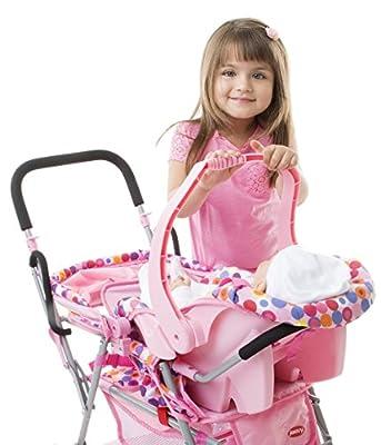 Doll Or Stuffed Toy Car Seat