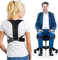 Rücken Geradehalter Schultergurt Haltungstrainer, Posture Corrector Rückenstütze