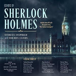 Echoes of Sherlock Holmes Audiobook