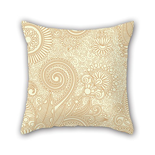 PILLO Bohemian Pillowcase ,best For Family,monther,dining Room,office,wife,family 16 X 16 (Special Blend Battery Pant)