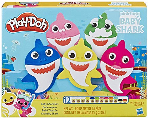 Play Doh Pinkfong Baby Shark Non Toxic product image