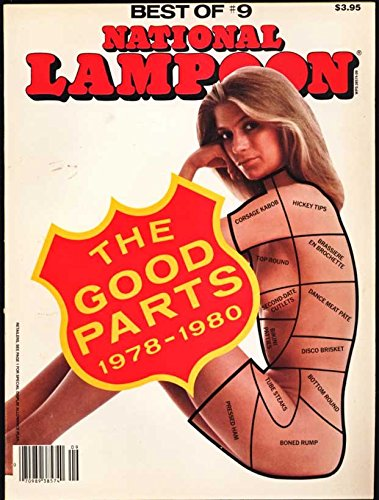Best of #9 National Lampoon: The Good Parts 1978-1980