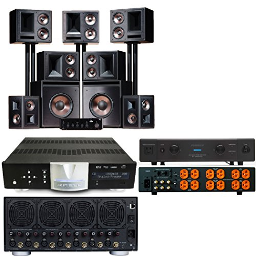 thx ultra2 system krell chorus