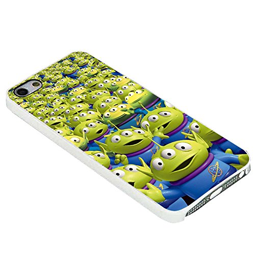Disney Pixar Toy Story Alien For iPhone Case (iPhone 6 white)