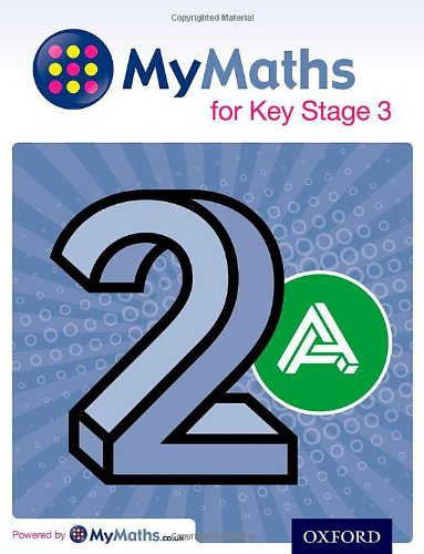 Download Mymaths: For Key Stage 3: Student Book 2astudent Book 2a pdf epub