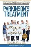 capa de Parkinson's Treatment Portuguese Edition: 10 Secrets to a Happier Life:: Parkinson's Disease Portuguese