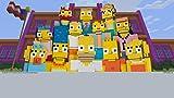 Minecraft - DLC,  The Simpsons Skin Pack - Wii U [Digital Code]