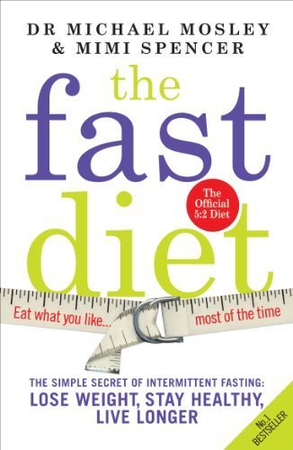 Fast Diet by Moseley, Dr Michael, Spencer, Mimi (unknown Edition) [Paperback(2013)]