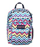 JanSport Big Student Multi Saucy Chevron One Size