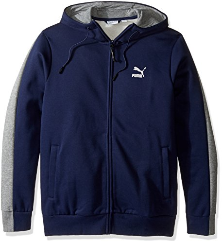 Evo Core Full Zip da uomo, Peacoat, XX-Large