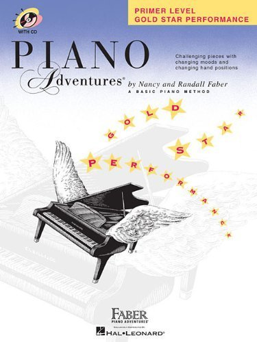 (Primer Level - Gold Star Performance: Piano Adventures (Faber Piano Adventures) (2006-01-01))