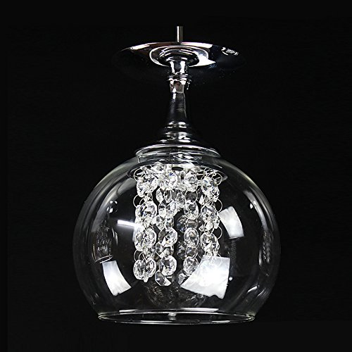 Mordern Crystal Hanging Pendant Light-LITFAD 6