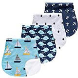 Baby Burp Cloths Set for Boys and Girls ...
