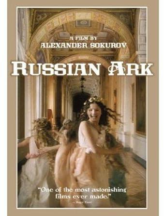 Amazon com: Russian Ark: Anniversary Edition [Blu-ray