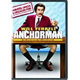 Anchorman - The Legend of Ron Burgundy (Unrated Full Screen Edition) by Dreamworks Video