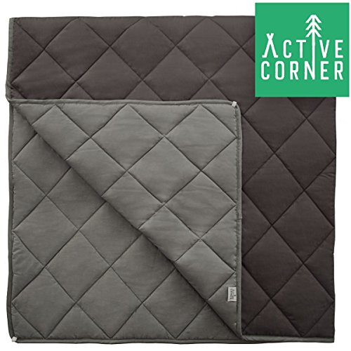 "Active Corner WEIGHTED BLANKET for Adults and Kids | Large 60"" x 80"" Surface 
