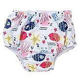 Vegatos Baby Boy's Baby Swim Diaper Reusable