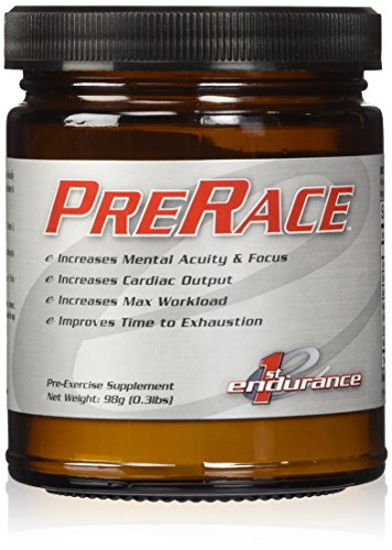 First Endurance Nutrition - First Endurance PreRace, Unflavored