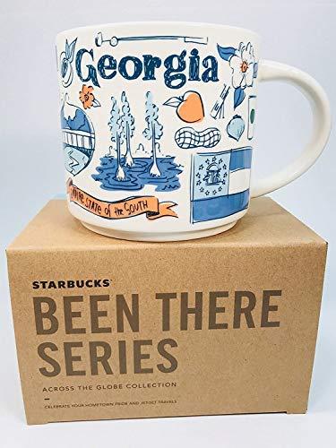 (Starbucks Georgia Mug Been There Series Across the Globe)