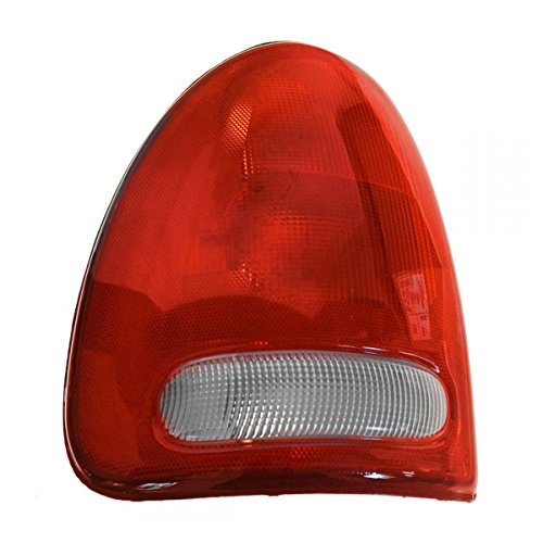 Taillight Taillamp Rear Brake Light Driver Side Left LH for Chrysler Dodge Plymouth Voyager Left Driver