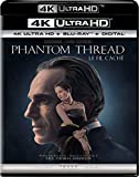 Phantom Thread [4K Ultra HD + Blu-ray + Digital]