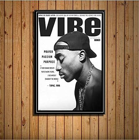 haoxinbaihuo Tupac Shakur 2Pac Outlaw Rap Musique Rappeur