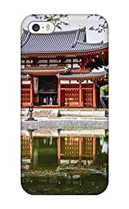 Jill Kogan Fashion Protective Byodoin Temple Uji In Japan Case Cover For Iphone 5/5s