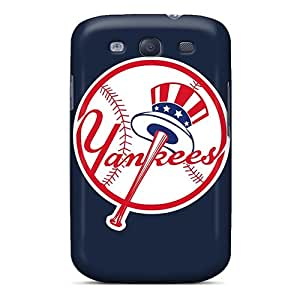 Sanp On Cases Covers Protector For Galaxy S3 (baseball New York Yankees)