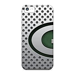 Pretty RMi4092SPEq Iphone 5c Cases Covers/ Green Bay Packers Series High Quality Cases
