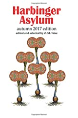 Harbinger Asylum: Fall 2017 Paperback