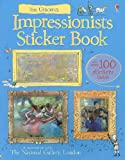 Impressionists Sticker Book, Sarah Courtauld, 0794529615