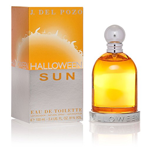 Jesus Del Pozo Halloween Sun Eau De Toilette Spray for Women, 3.4 -