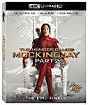 Cover Image for 'The Hunger Games: Mockingjay Part 2 [4K Ultra HD + Blu-ray + Digital HD]'