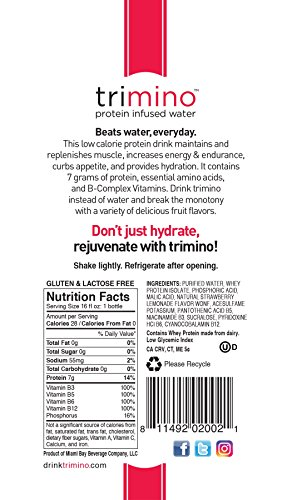 trimino-protein-infused-water-Strawberry-Lemonade-16-Ounce-Pack-of-12
