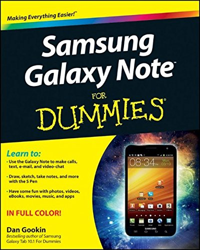 samsung-galaxy-note-for-dummies
