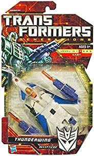 Transformers Generations: Decepticon Thunderwing Deluxe Class Action Figure