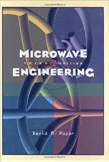 Microwave engineering david m pozar 9780470631553 amazon books microwave engineering fandeluxe Gallery