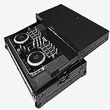 ProX X-MXTSBLTBL Black On Black Hard Case For Pioneer DDJ-SB and Numark Mixtrack Pro 2 With Sliding Shelf