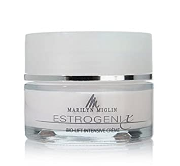 b8fc9118537 Amazon.com: Marilyn Miglin Estrogenix Bio-Lift Intensive Creme 1.7 oz:  Beauty