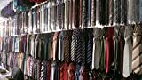Marc Ferrier Men's Skinny Zipper Ties