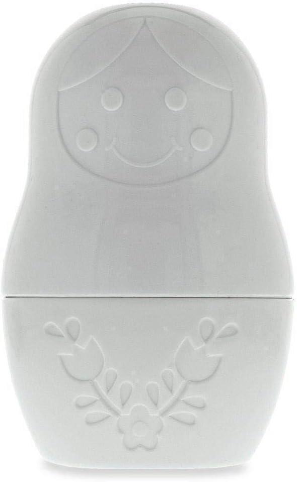 BestPysanky 3 Measuring Cups Plastic Nesting Dolls Matryoshka