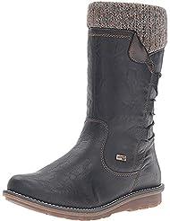 Rieker Womens R1094 Waterproof Boot