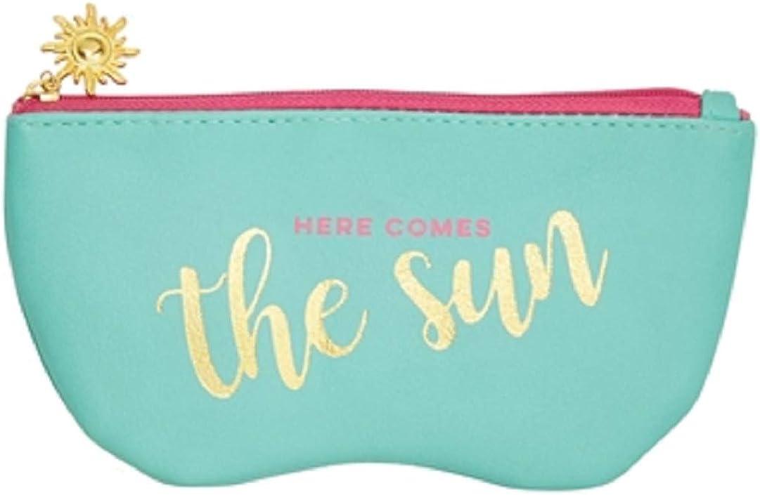 Icon Sunglass Case With Sun...