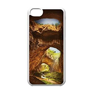 Custom unique natural wonders cell phone case Unique Celestial body for iphone 5c XRF029263