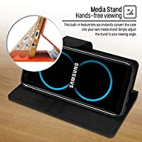 Galaxy S8 Case, [Drop Protection] GOOSPERY Canvas Diary [Denim Material] Wallet Case [ID Card / Cash Slot] Stand Flip Cover Shock Absorbing TPU Casing for Samsung Galaxy S8