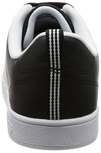 adidas Advantage Vs K, Zapatillas de Deporte Unisex Niños Negro (Negbas / Ftwbla / Ftwbla)