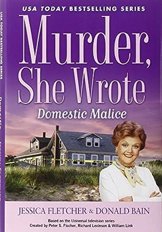 book cover of Domestic Malice