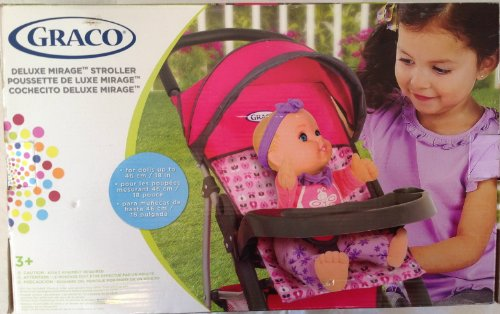 Graco Baby Doll Stroller Toy - 6