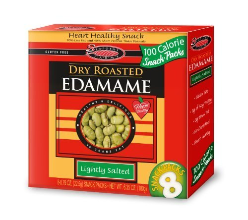 Seapoint-Farms-Dry-Roasted-Edamame-Lightly-Salted-100-Calorie-Snack-Packs-Gluten-Free-Buy-Twelve-Boxes-And-Save-Each-Box-Has-Eight-79-Oz-Pouches-For-A-Total-Of-96-Snack-Packs-Pack-Of-12